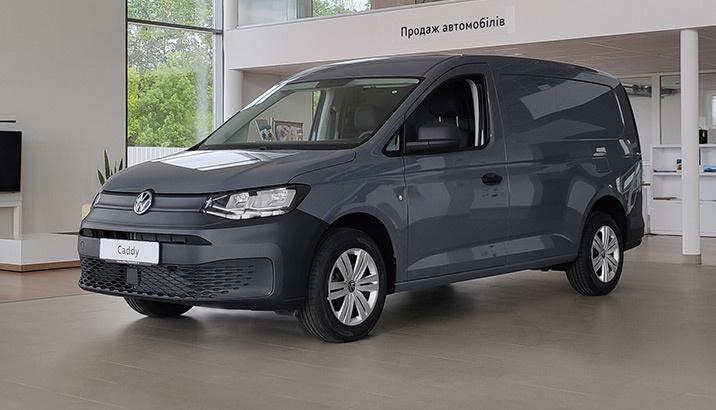 Новий Volkswagen Caddy Cargo