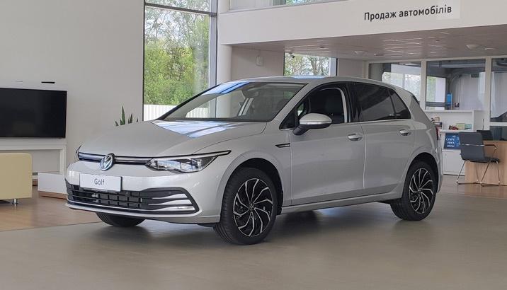 Новий Volkswagen Golf