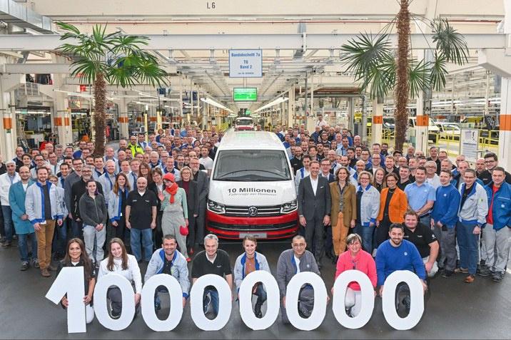 10-мільйонний автомобіль Volkswagen
