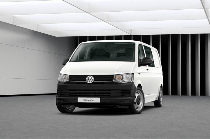 Нова модель T6 Transporter Van Plus