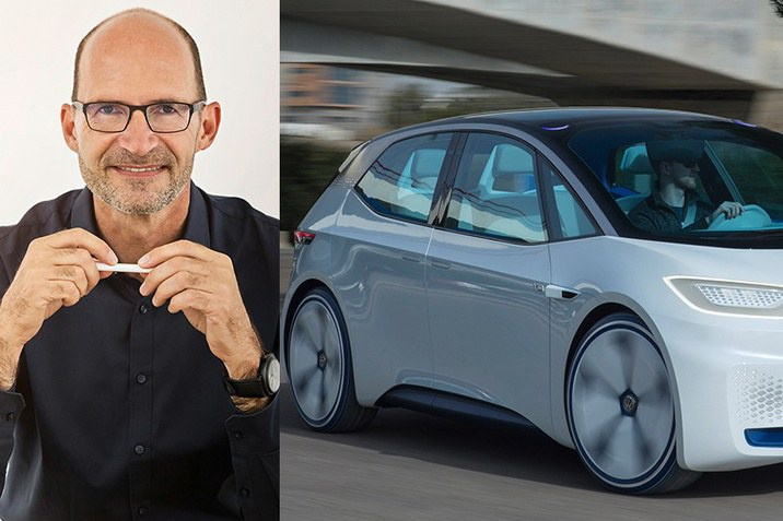 інтерв'ю шеф-дизайнера Volkswagen