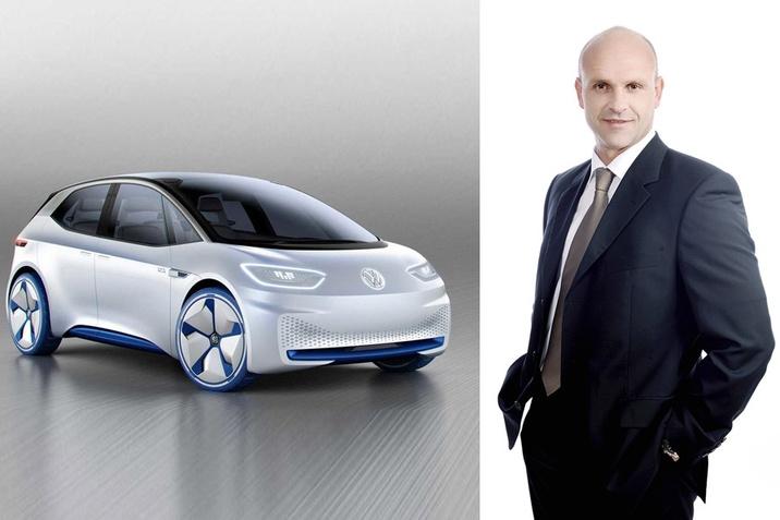 Volkswagen створив у структурі свого топ-менеджменту спеціальний підрозділ, що відповідає за електромобілі.